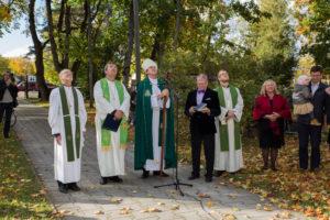 Keila Miikaeli kiriku uue kellasüsteemi pühitsemine