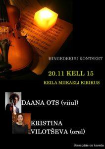 hingedekuu-kontsert